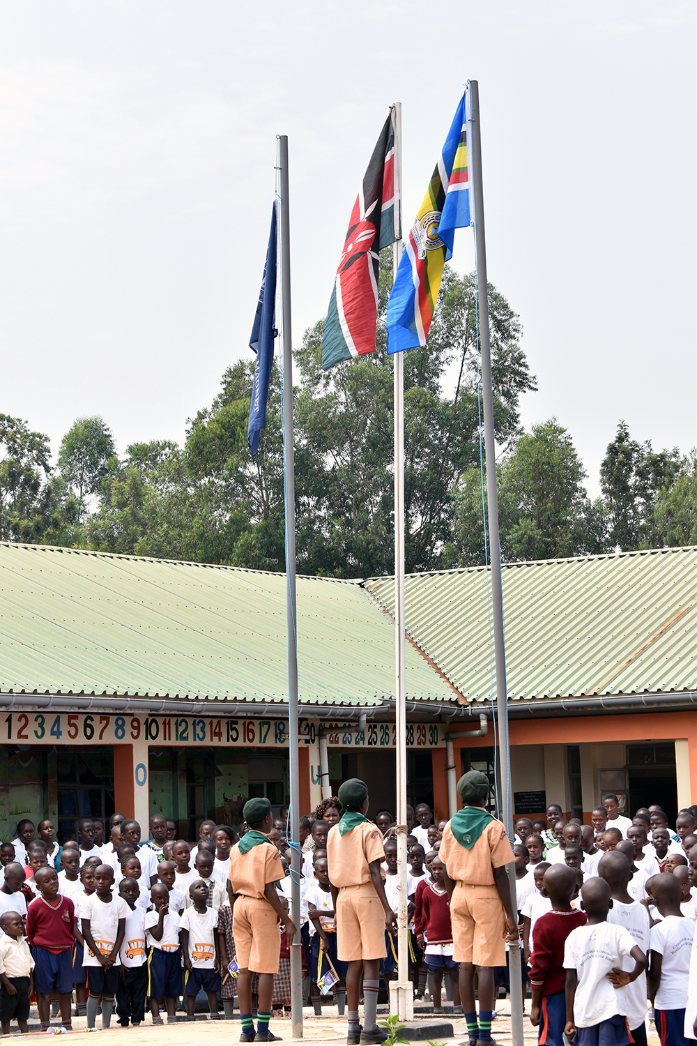About Nambale Magnet School