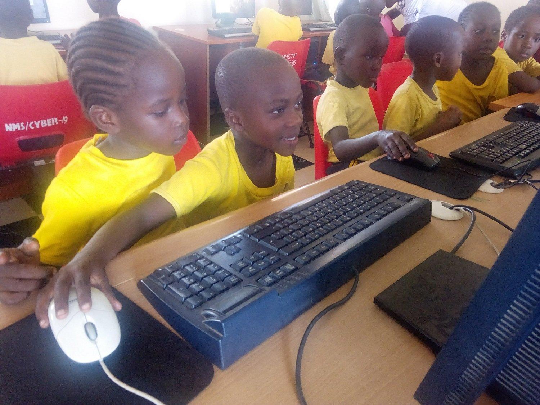 Nambale Magnet School Information technology