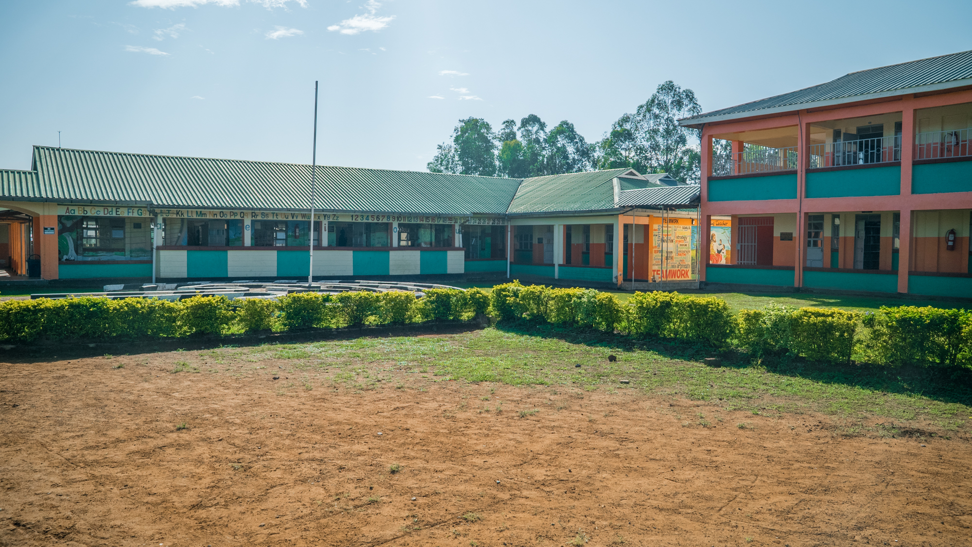 Nambale Primary School Block